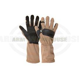 Kevlar Operator Gloves - coyote brown
