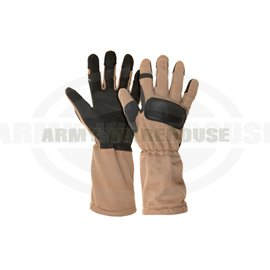 Operator Gloves - coyote brown