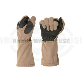 Kevlar Operator Gloves - coyote brown