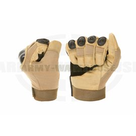 Raptor Gloves - coyote brown