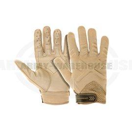 Shooting Gloves - Tan