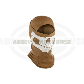 MPS Death Head Balaclava - coyote brown