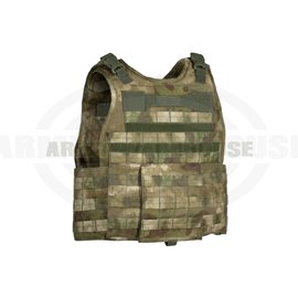 UA Tactical HeatGear Charged Cotton Tee - OD