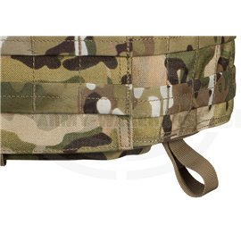 UA Tactical HeatGear Tech Long Sleeve Tee - OD