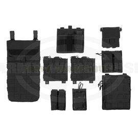 UA Tactical HeatGear Tech Long Sleeve Tee - schwarz (black)
