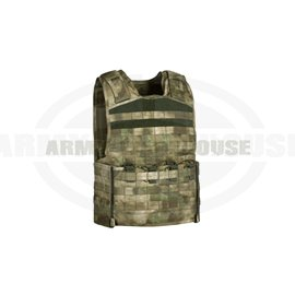 UA Tactical HeatGear Compression Tee - OD
