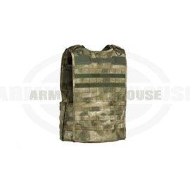 UA Tactical HeatGear Compression Tee - schwarz (black)