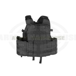 6094A-RS Plate Carrier - schwarz (black)