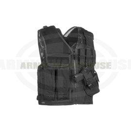 Mk.II Crossdraw Vest - schwarz (black)