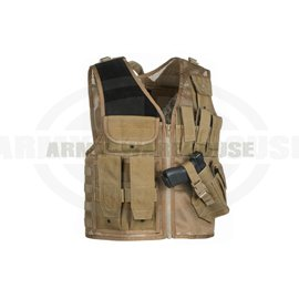 Mk.II Crossdraw Vest - coyote brown