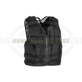 Mission Vest - schwarz (black)