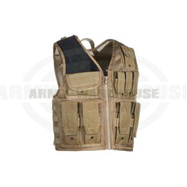 Mission Vest - coyote brown