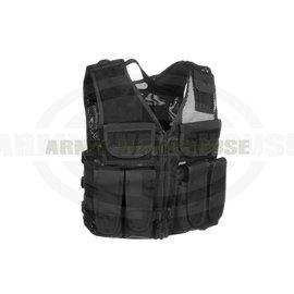 AK Vest - schwarz (black)