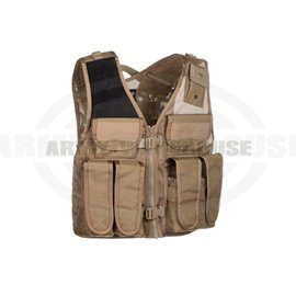 AK Vest - coyote brown