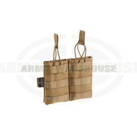 5.56 Double Direct Action Mag Pouch - coyote brown