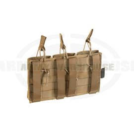 5.56 Triple Direct Action Mag Pouch - coyote brown