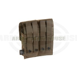 5.56 2x Double Mag Pouch - Ranger Green