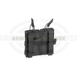 5.56 Double Direct Action Mag Pouch - schwarz (black)