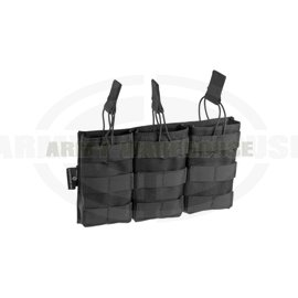 5.56 Triple Direct Action Mag Pouch - schwarz (black)