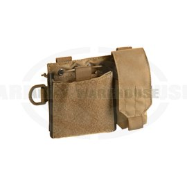 Admin Pouch - coyote brown