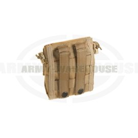 Foldable Dump Pouch - coyote brown