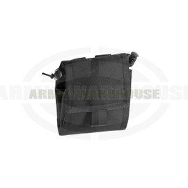 Foldable Dump Pouch - schwarz (black)
