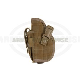 Belt Holster Left - coyote brown