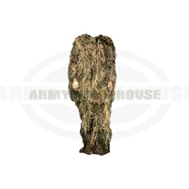 Light Ghillie Suit - Woodland