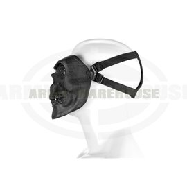Skull Face Mask - schwarz (black)