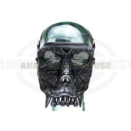 Squared Desert Corps Mask Copper
