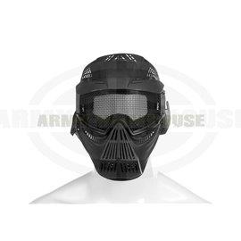 Commander Mesh Mask - schwarz (black)