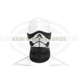 Neoprene Half Face Protector - schwarz (black)