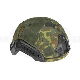 FAST Helmet Cover - flecktarn FT