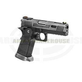 Hi-Capa 4.3 Force Full Metal Silver GBB