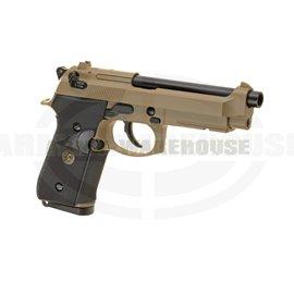 M9 A1 Desert Full Metal Co2