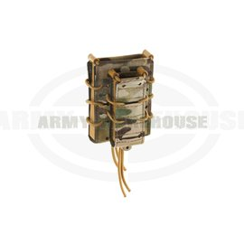 Fast Rifle and Pistol Magazine Pouch - Multicam