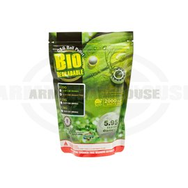 0.20g Bio Precision 2000rds - Tan