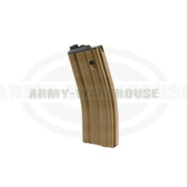 Magazin M4 Open Bolt Co2 Desert 30rds - Desert