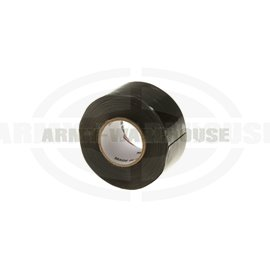 Self Fusing Silicone Tape 1 Inch x 10ft - schwarz (black)