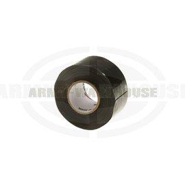 Self Fusing Silicone Tape 1 Inch x 10ft - schwarz (black)