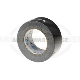 Mil Spec Duct Tape 2 Inches x 30 yd - schwarz (black)