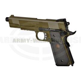 M1911 MEU Full Metal GBB Jungle Combat