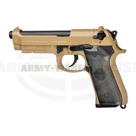 M9A1 Socom Full Metal GBB - Tan