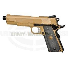 M1911 MEU Full Metal GBB Limited Edition - Tan