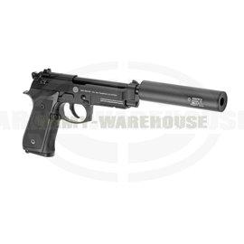 M9A1 Socom Full Metal GBB - schwarz (black)