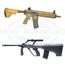 GBB Gewehre