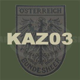BH Kampfanzug KAZ03 oliv